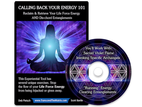 Calling Back Your Energy with Deborah Pietsch