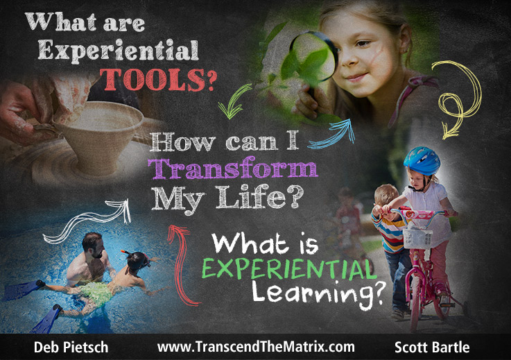 Transcend The Matrix Deb Pietsch Scott Bartle TTM Experiential Tools