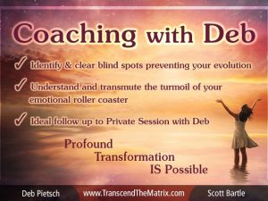Coaching With Deborah Pietsch