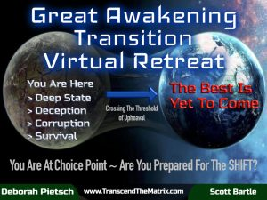 Virtual Retreat - Great Awakening Transition