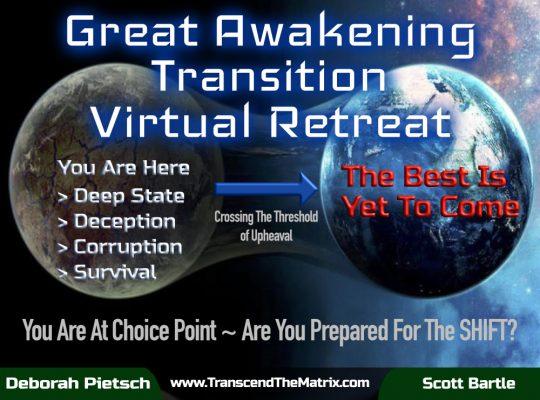Virtual Retreat - Great Awakening Transition