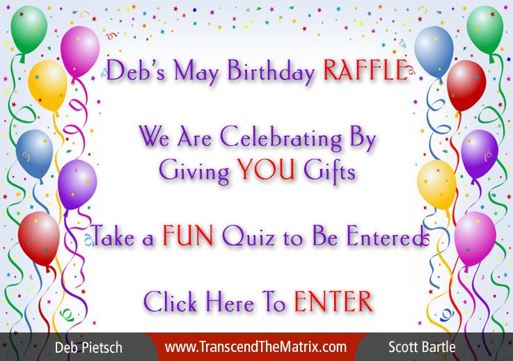 Deb's Birthday Month Raffle