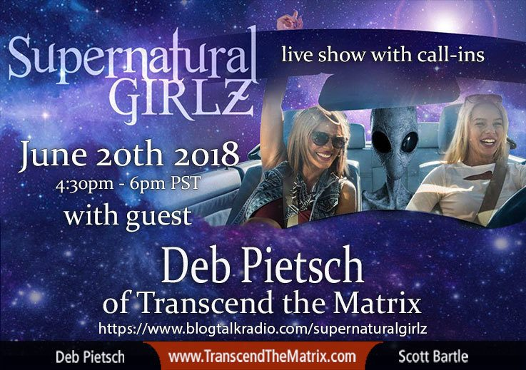 Supernatural Girlz Show with Deborah Pietsch