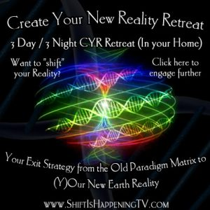 Create Your New Reality Retreat