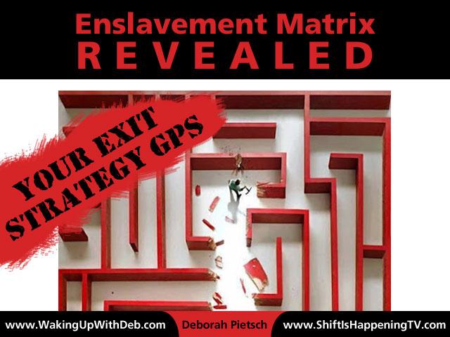 Enslavement Matrix Revealed