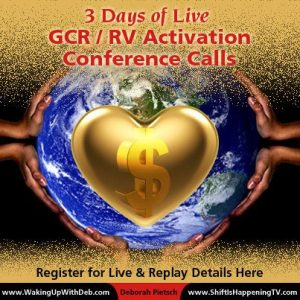 GCR : RV - 3 Days of Live Activation calls