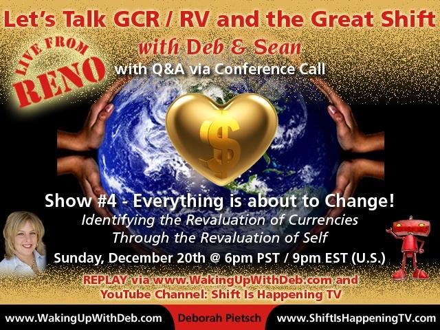 GCR : RV Activation Conference Call #4 Dec 20 2015