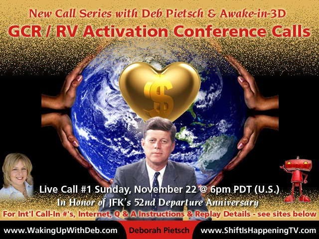 GCR : RV Activation Conference Call Nov 22 2015