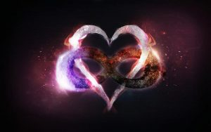 Love & Infinity signs
