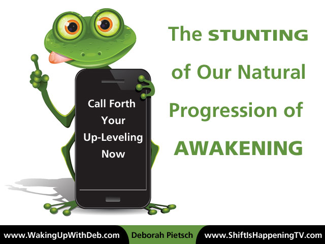 The Stunting of Our Natural Progression of Awakening