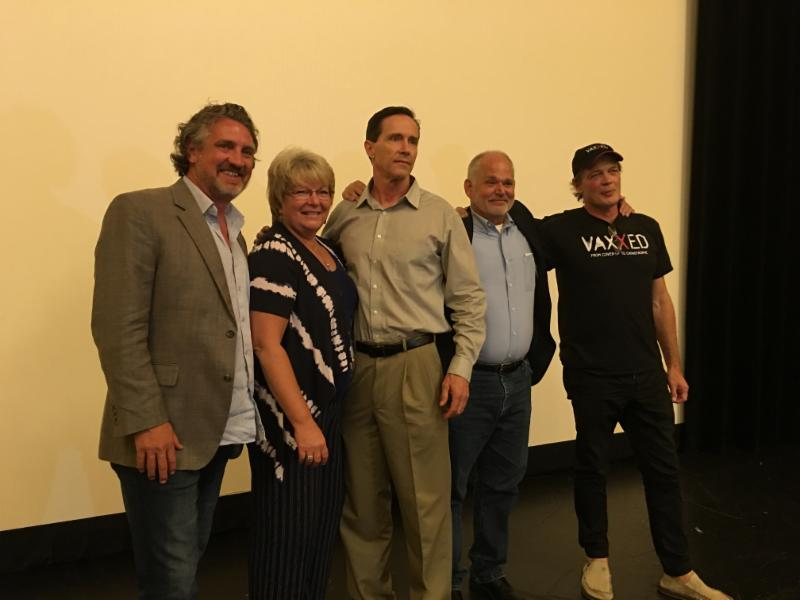 Vaxxed - On stage in Redding CA Aug 2016
