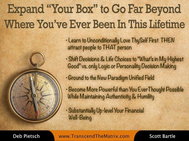 Compass - Expand Your Box TTM