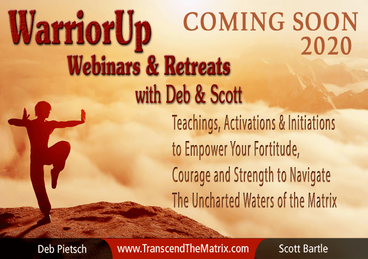 WarriorUp Webinar series coming soon