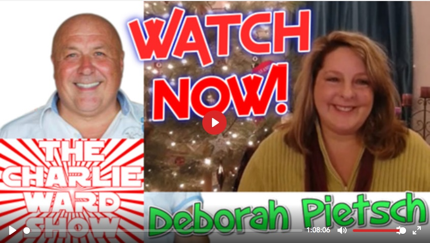 Escape The Matrix with Deborah Pietsch & Charlie Ward