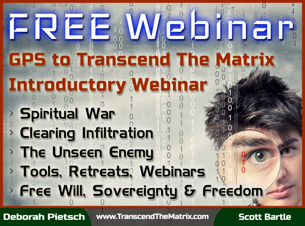 Transcend The Matrix Introductory Webinar